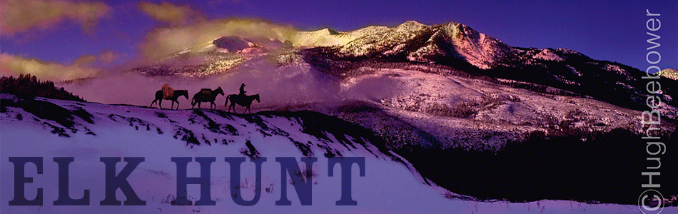 High Country Elk Hunt | Beebower Productions