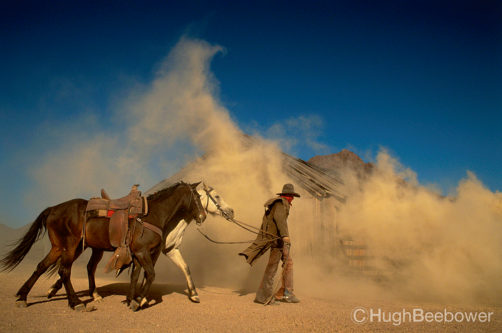 Dust Storm | Beebower Productions