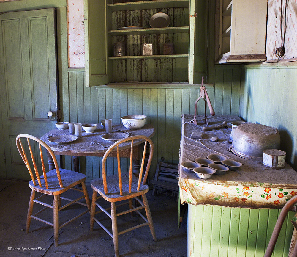 A Bodie Kitchen | Beebower Productions