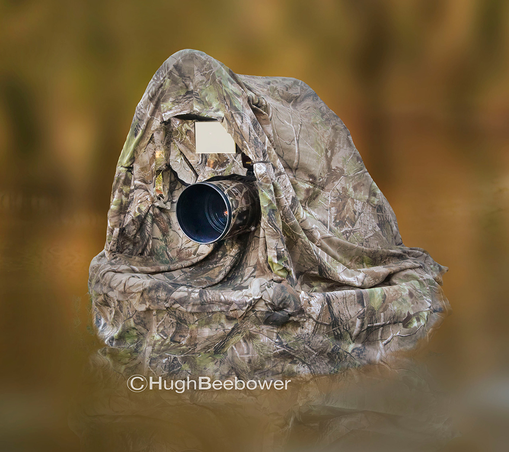 Floating Duck Blind | Beebower Productions