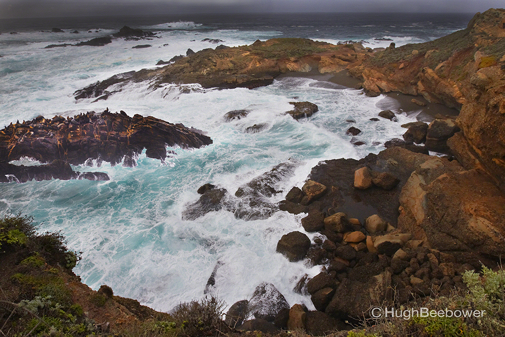 Rocky Storm Cove | Beebower Productions
