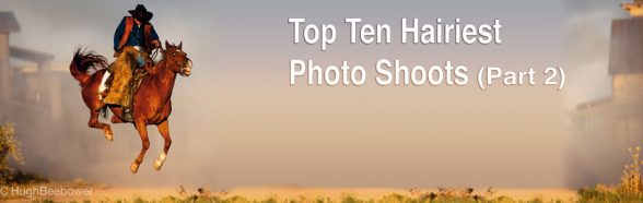 Top 10 Hairiest Photo Shoots | Beebower Productions