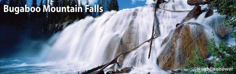 Bugaboo Mountain Falls | Beebower Productions