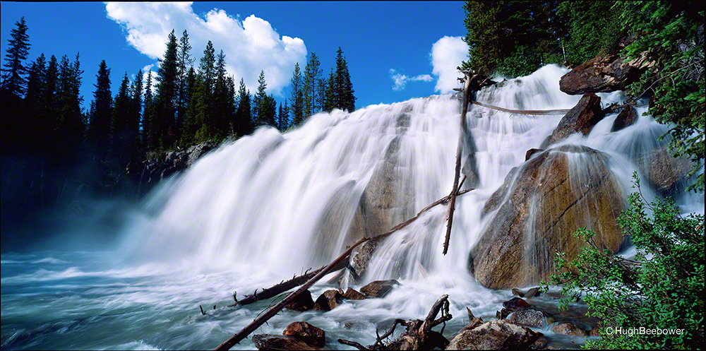 Bugaboo Falls | Beebower Productions